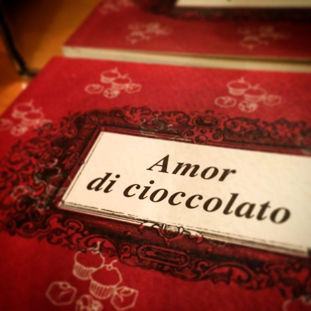mangiare a manovella,chocolat,pasticceria,Lucca,cioccolata