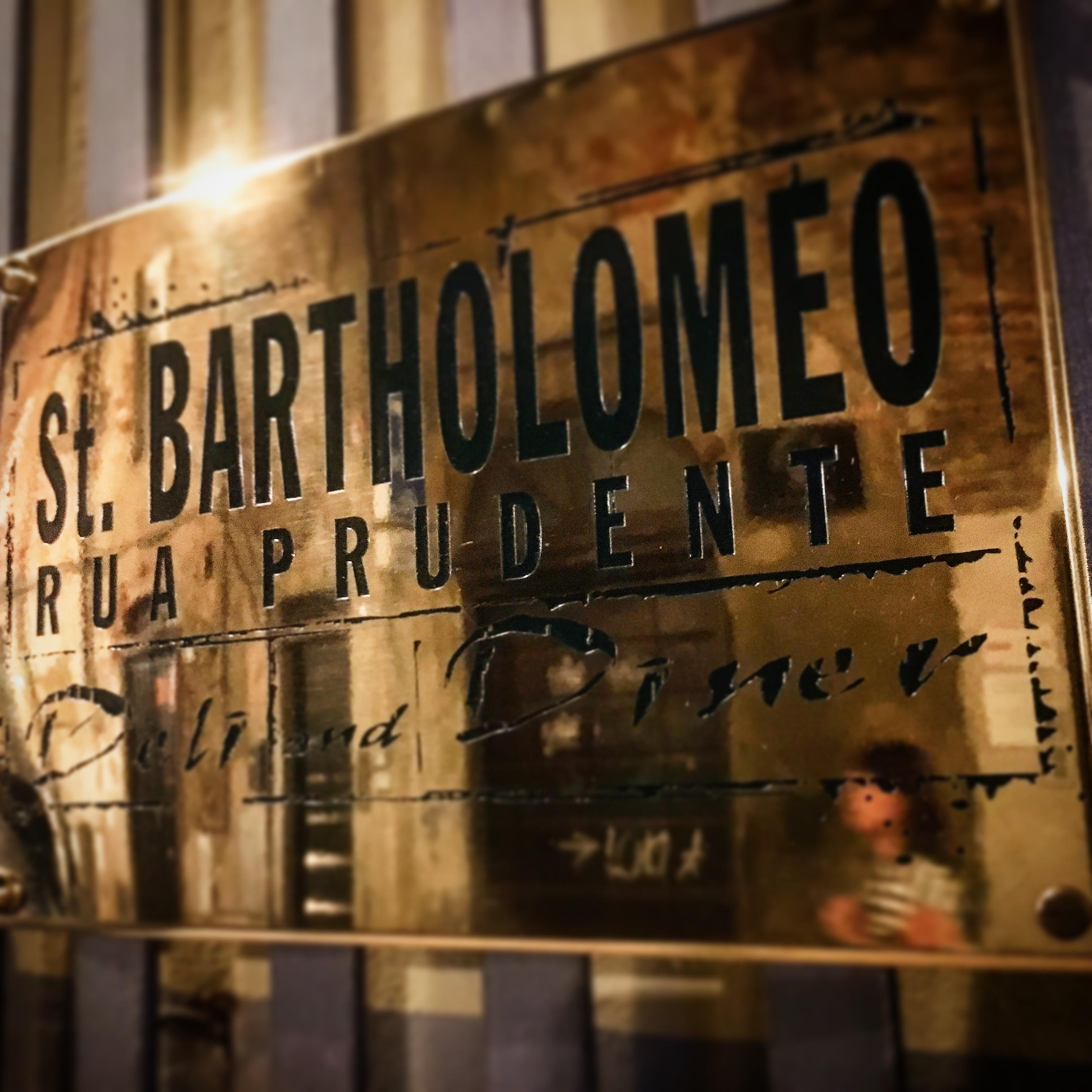 ST. BARTHOLOMEO RUA PRUDENTE – Lucca