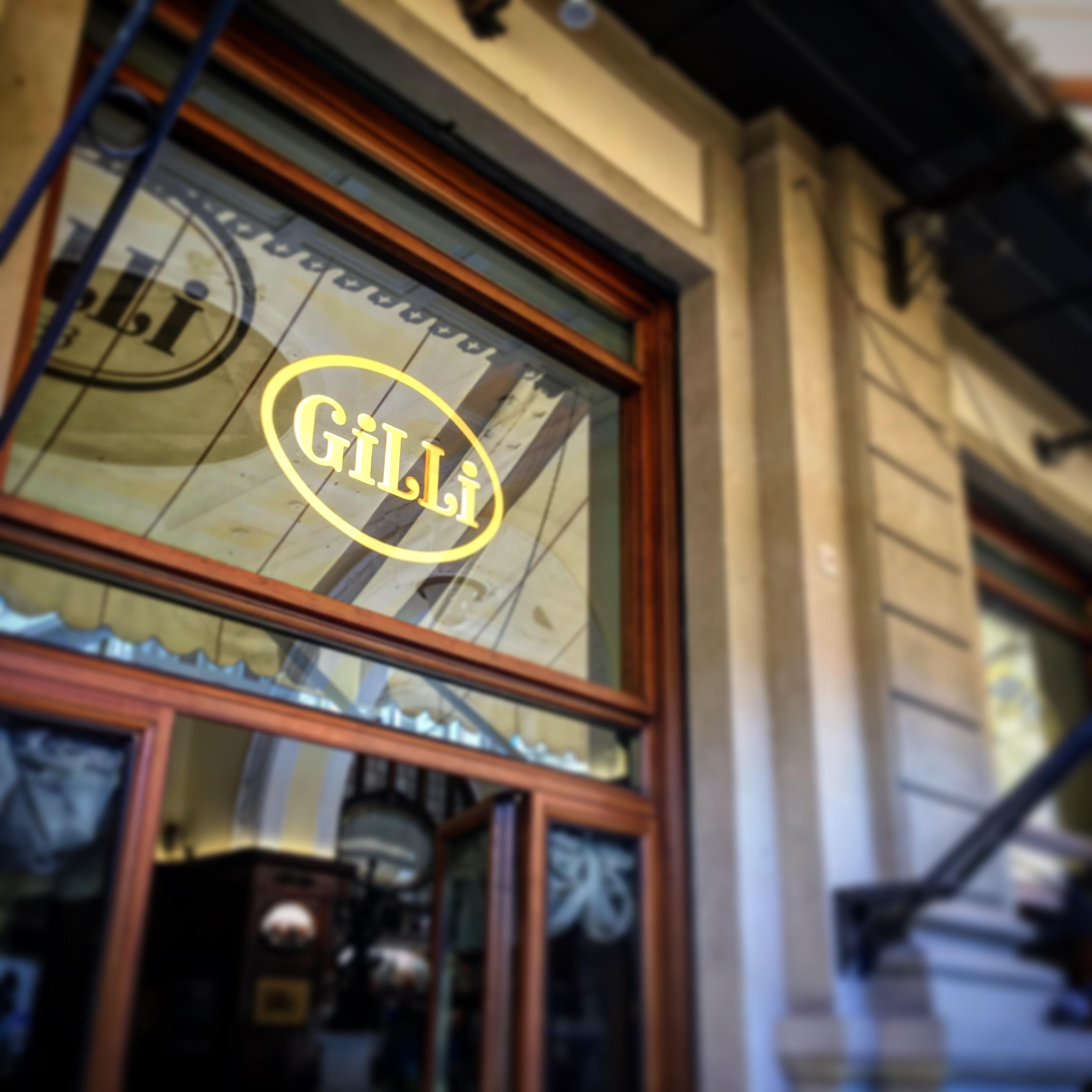 Caffè GILLI – Firenze