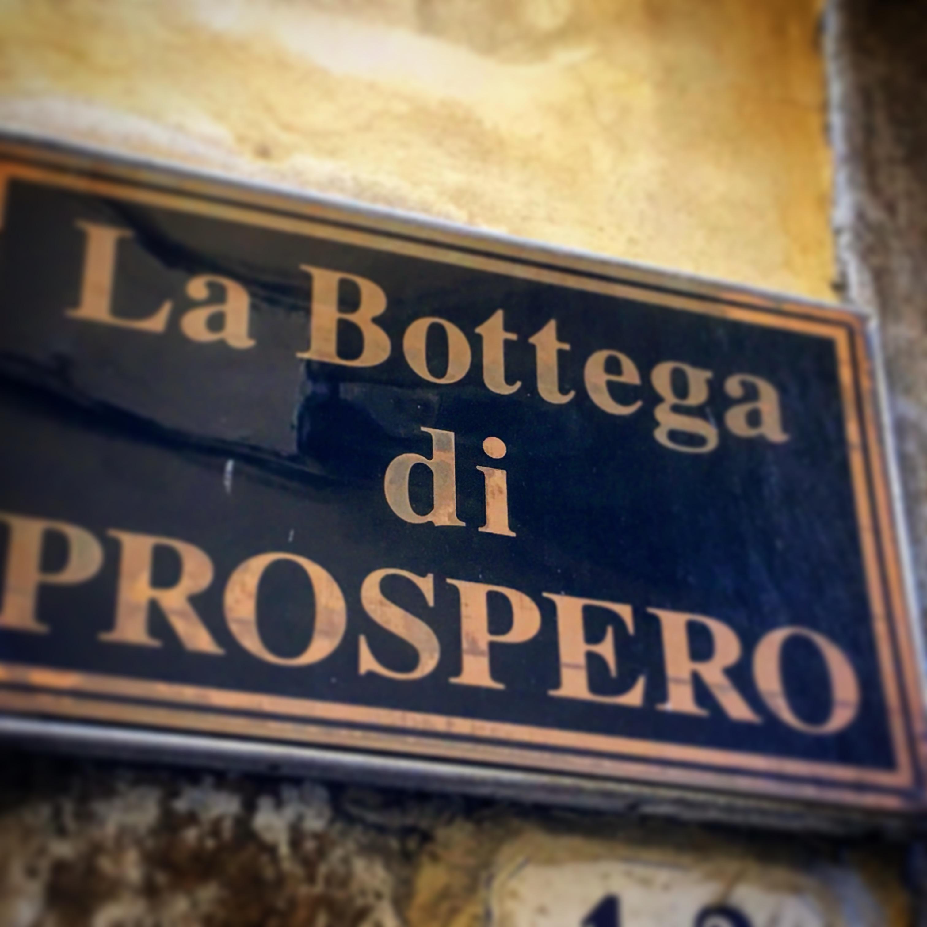 Mangiare a manovella, La Bottega di PROSPERO, Lucca, Toscana, Via Santa Lucia, Semente, Farina, Marcucci,