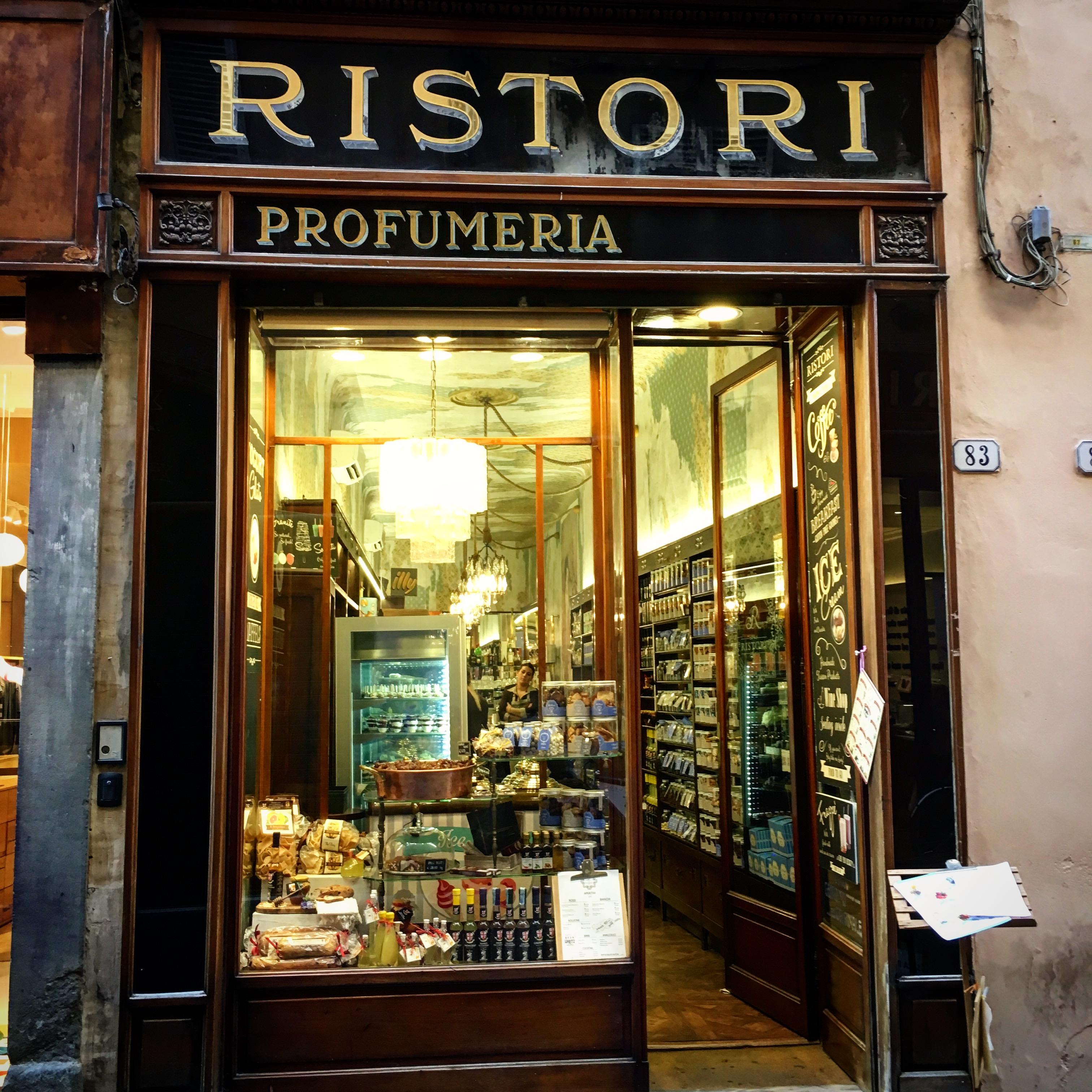 RISTORI – (Gelateria – Pasticceria )Lucca