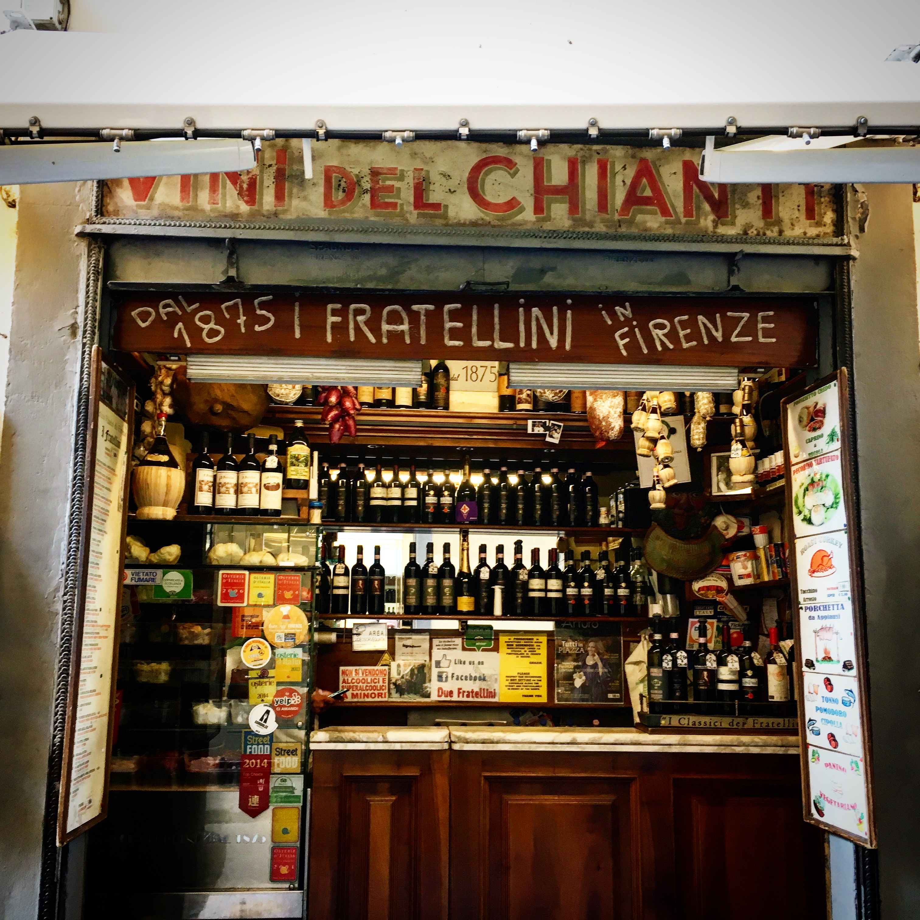 I DUE FRATELLINI – Antica Vineria