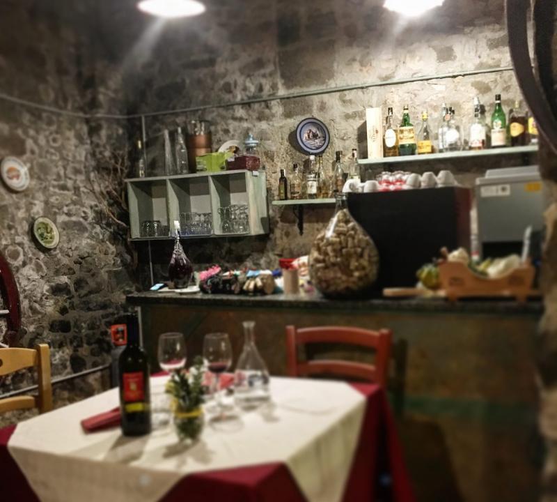 Ristoro della Fattoria di Petrognano - Lucca