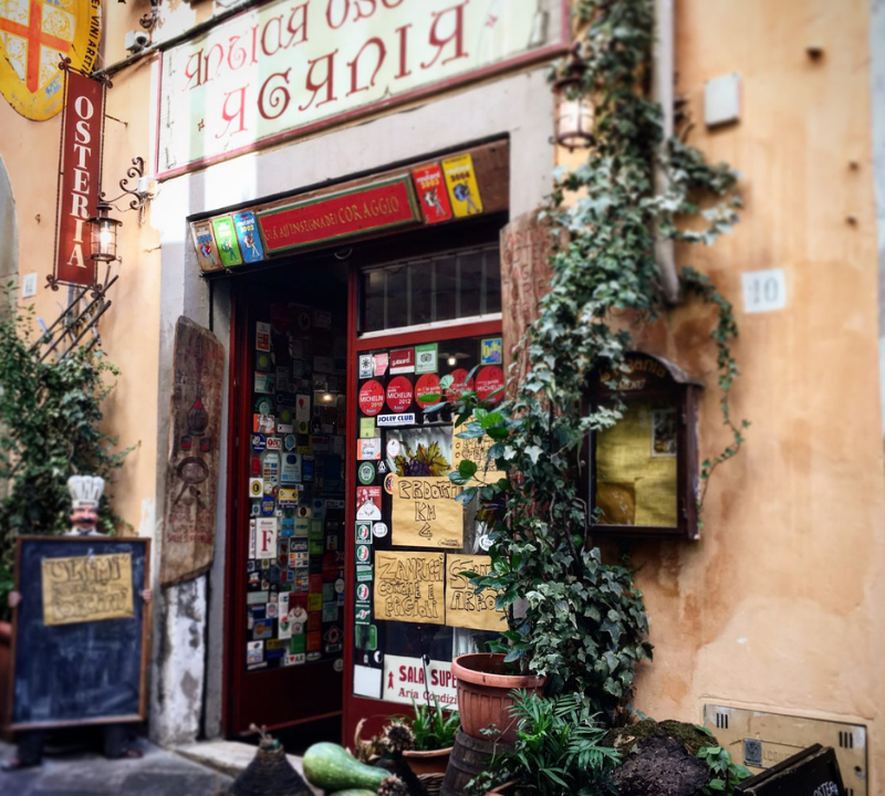 Osteria L'Agania - Arezzo