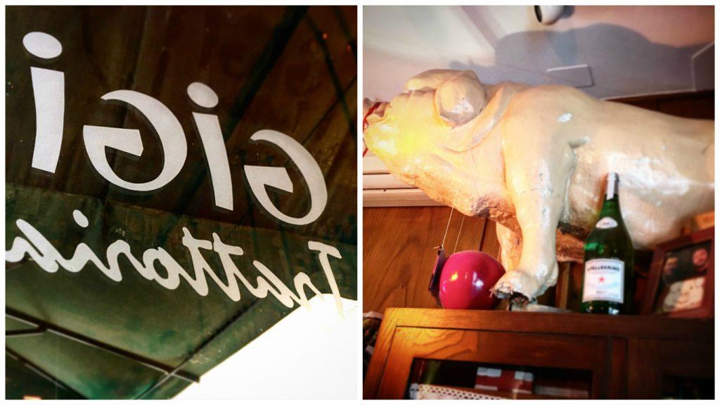 gigi trattoria - Lucca - www.mangiareamanovella.it
