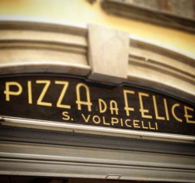 Pizzeria da Felice – Lucca