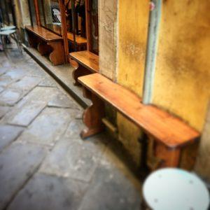 Pizzeria da Felice, Mangiare a manovella, Lucca, 10