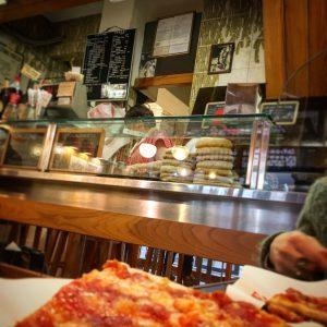 Pizzeria da Felice, Mangiare a manovella, Lucca, 13