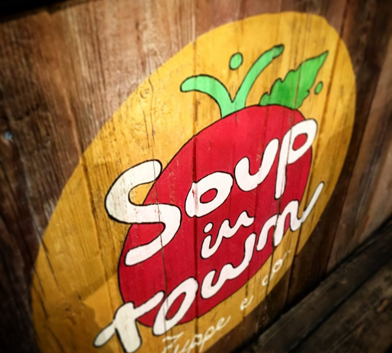 Soup in Town - Lucca