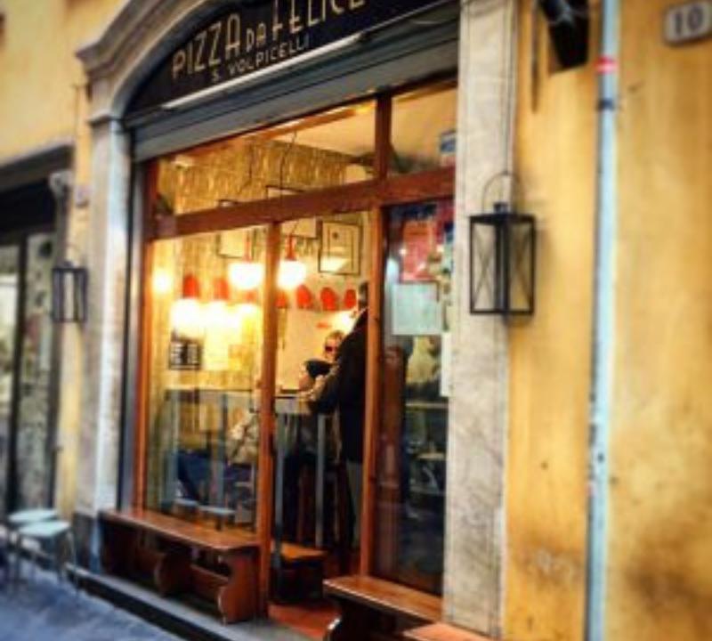 Pizzeria da Felice - Lucca