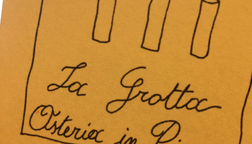 La Grotta – Osteria in Pisa