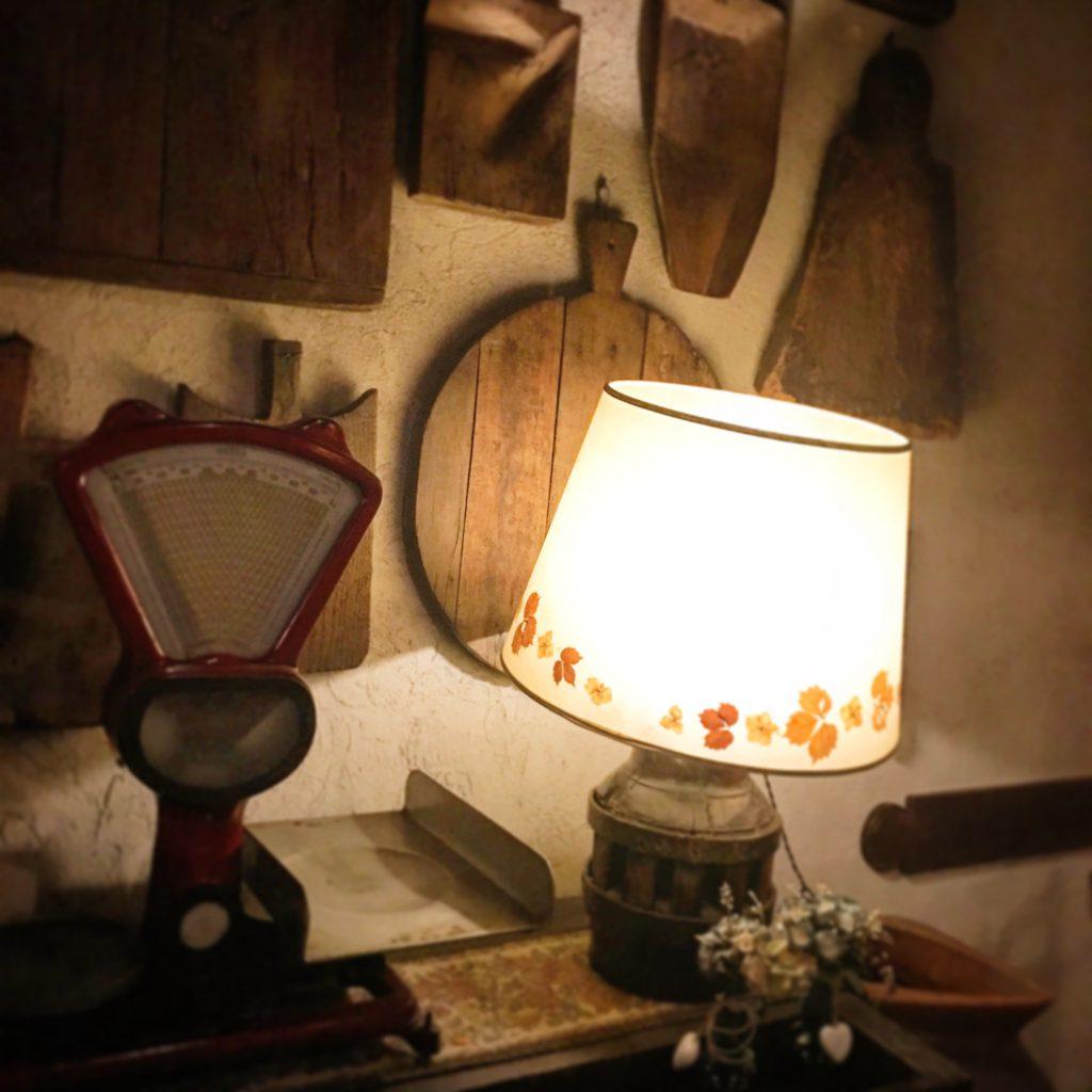 Casa Masi, Mangiare a manovella, Montaione, 1