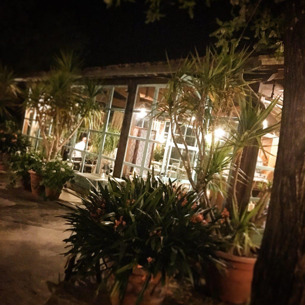 Casa Masi, Mangiare a manovella, Montaione