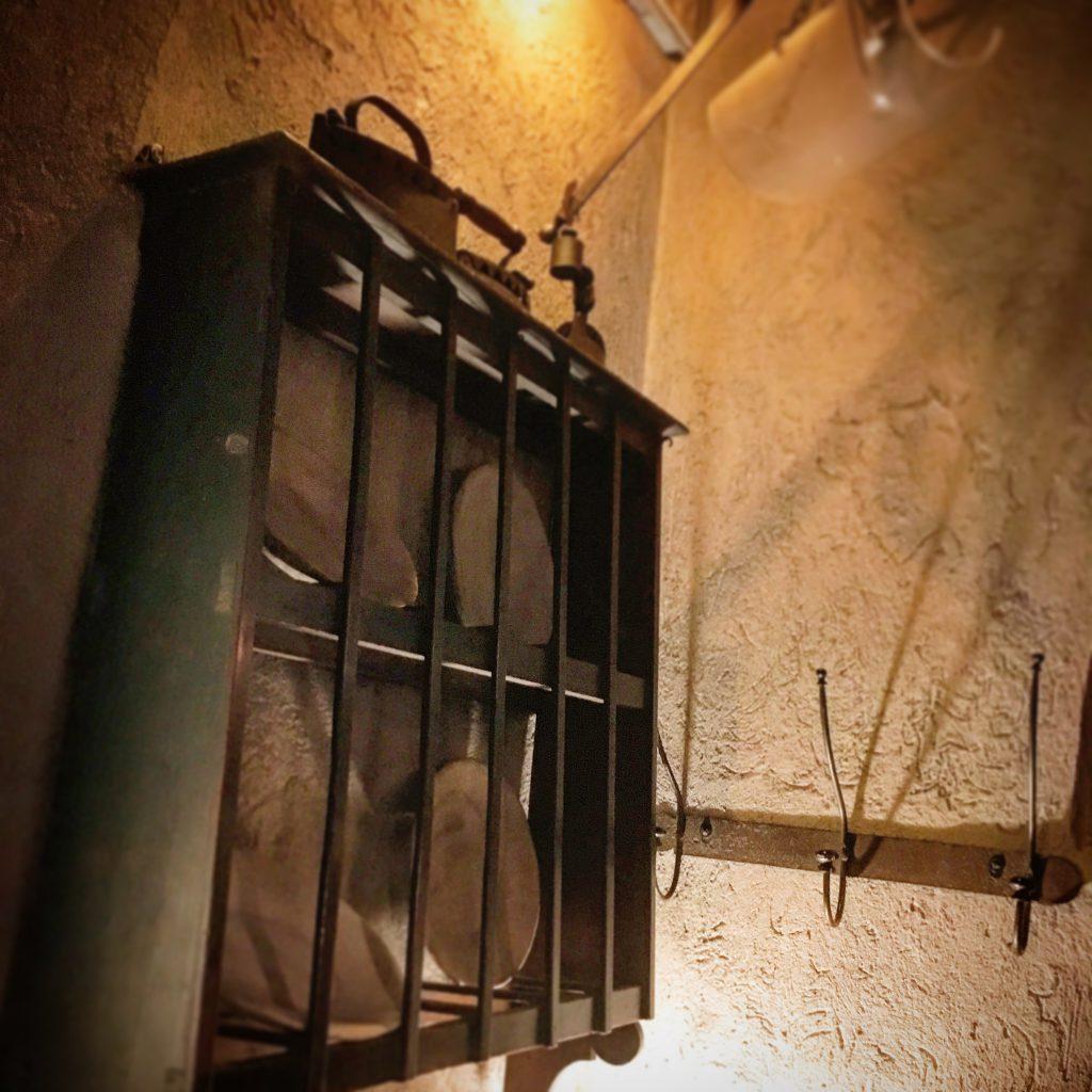 Casa Masi, Mangiare a manovella, Montaione, 14