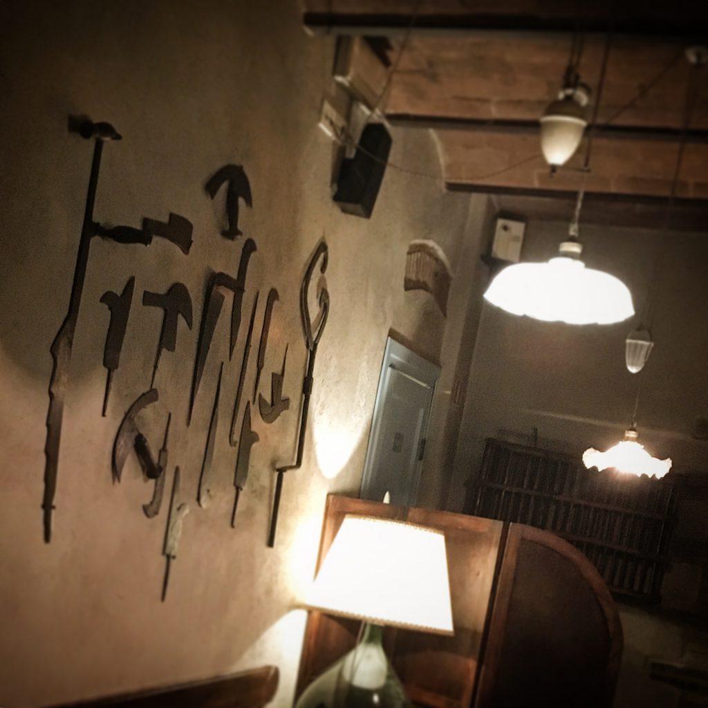 Casa Masi, Mangiare a manovella, Montaione, 2