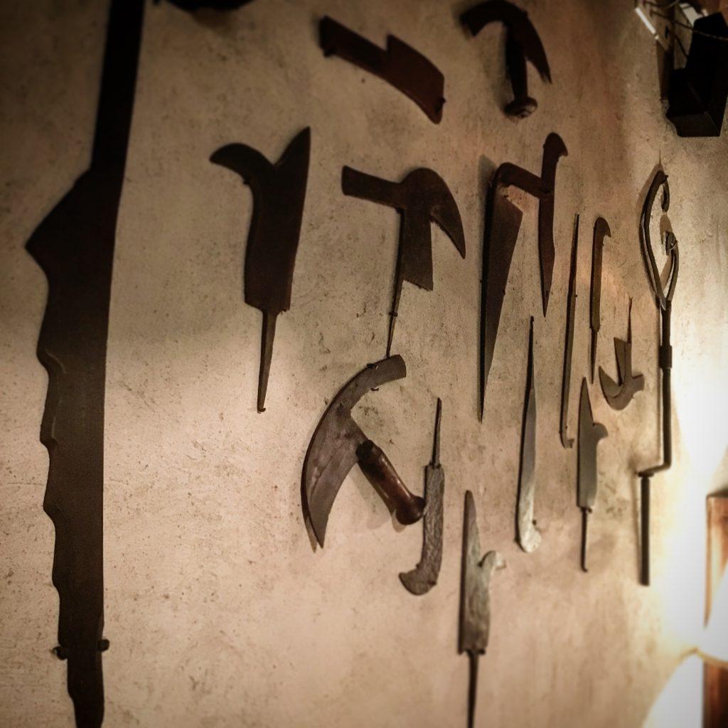 Casa Masi, Mangiare a manovella, Montaione, 20