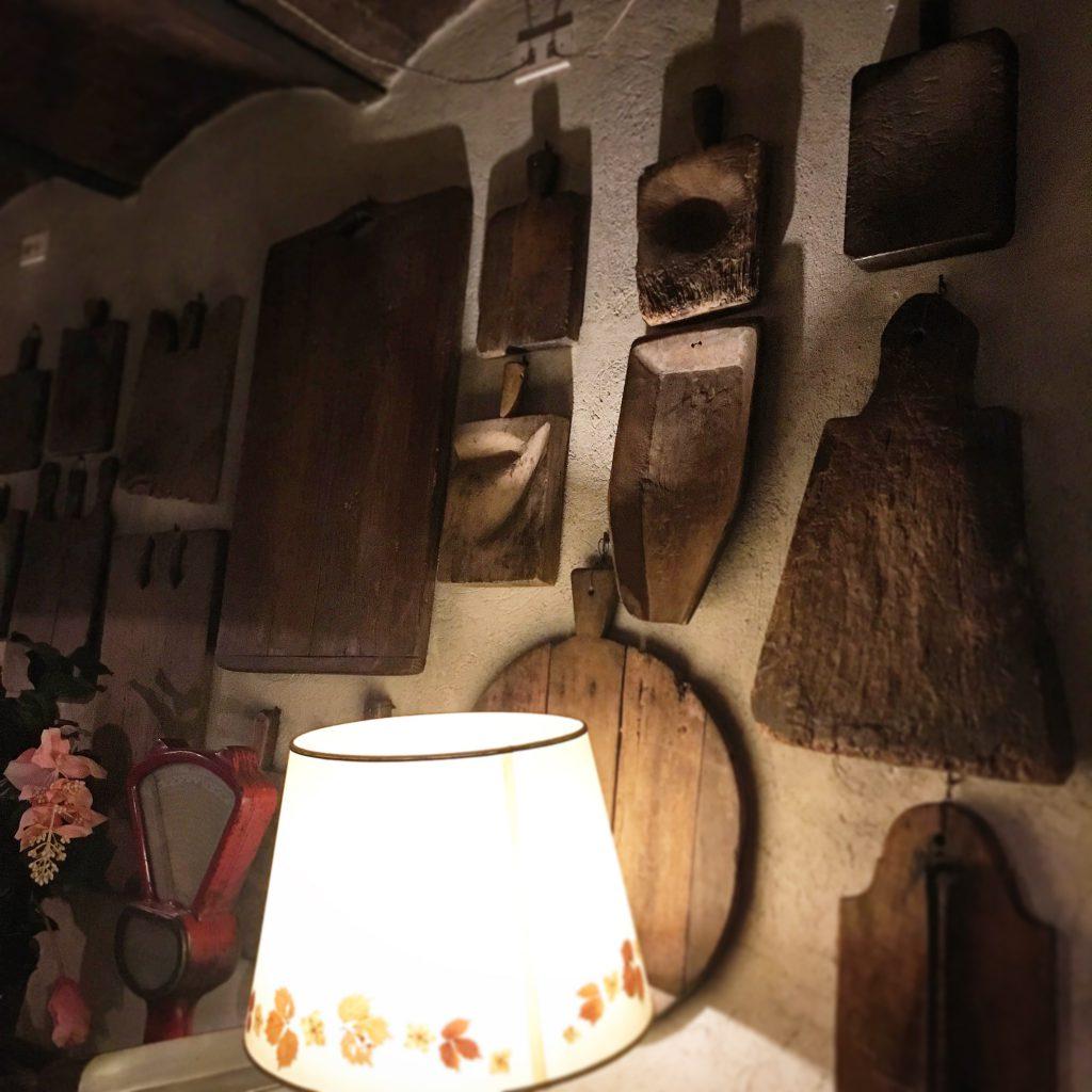 Casa Masi, Mangiare a manovella, Montaione, 3
