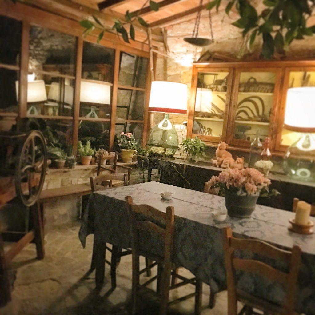 Casa Masi, Mangiare a manovella, Montaione, 46