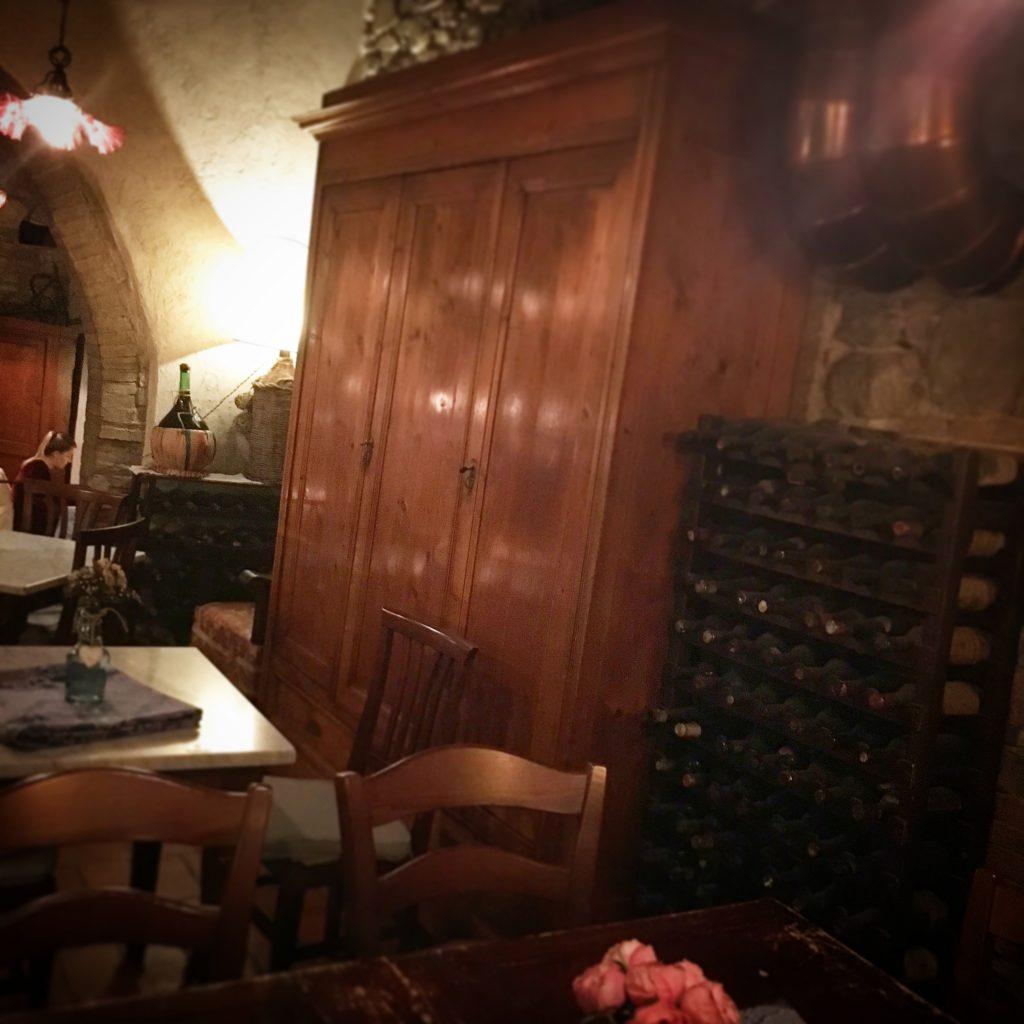 Casa Masi, Mangiare a manovella, Montaione, 7