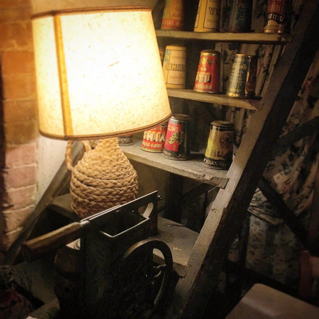 Casa Masi, Mangiare a manovella, Montaione, 9