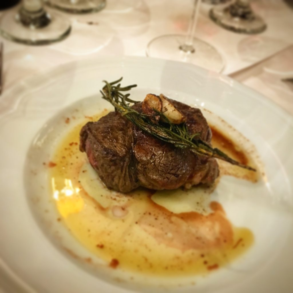 Osteria di Poneta, Mangiare a manovella, Montecatini
