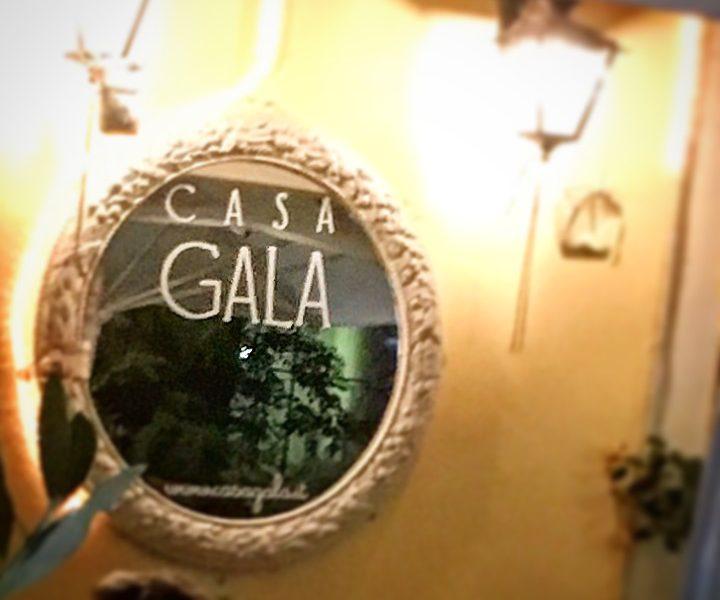 CASA GALA – Osteria e Bottega – Montecatini Alto