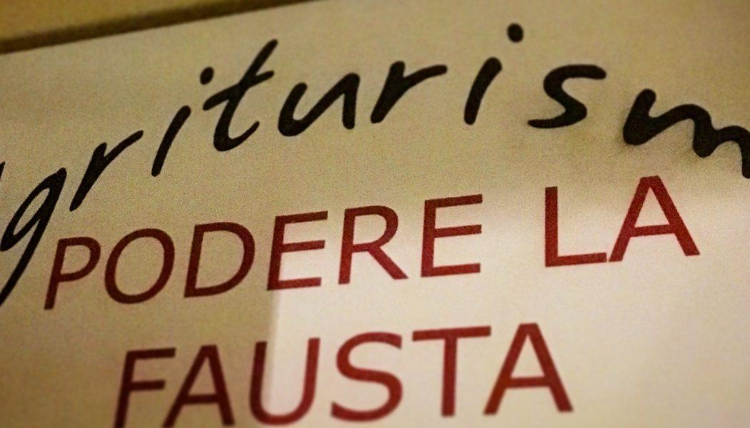 Podere LA FAUSTA – Serravalle P.se