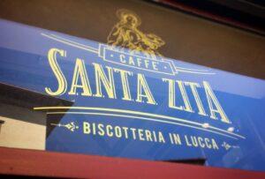 Caffè Biscotteria Santa Zita, Lucca, Mangiare a manovella