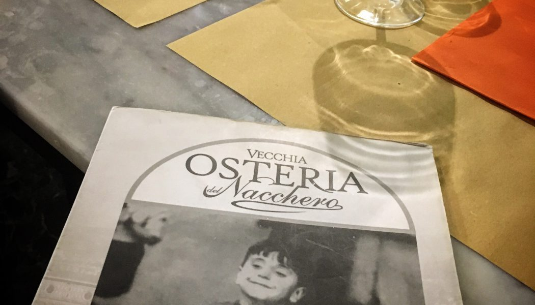 Osteria dal Nacchero – Firenze