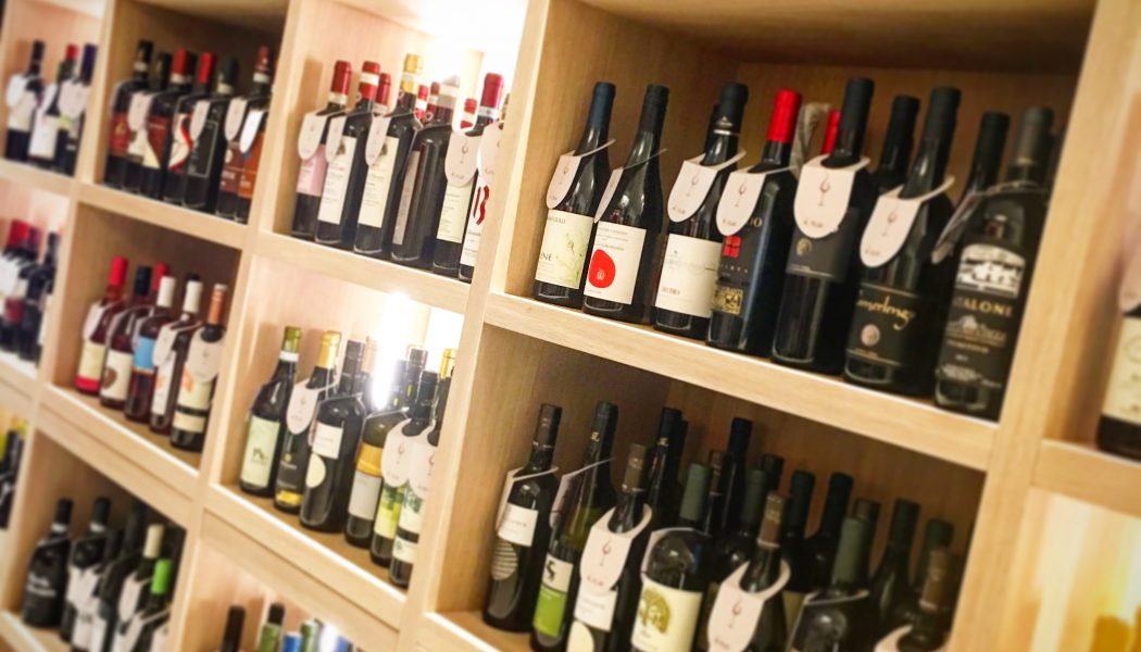 Déjà bu  Enoteca WineBar – Quarrata