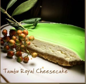 mangiare a manovella, giampiero tamburrino, royal tambu cheesecake, cheesecake