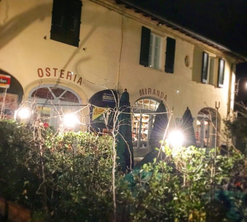 Osteria Miranda - Lucca