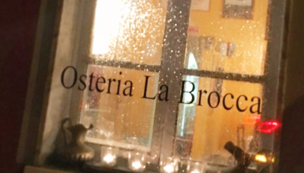 Osteria La Brocca – Vallecchia (LU)