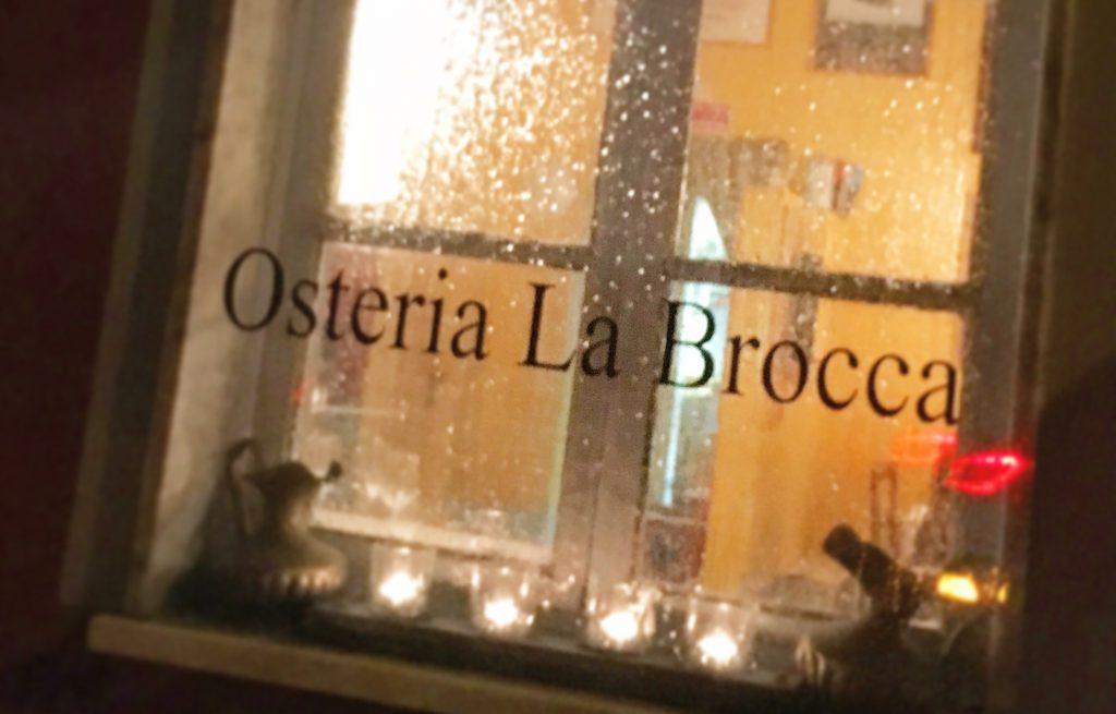 Osteria la brocca, Pietrasanta, Mangiare a manovella, Lucca