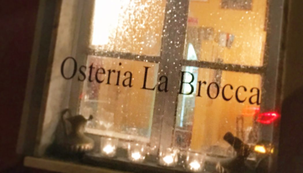 Osteria La Brocca – Vallecchia (LU)