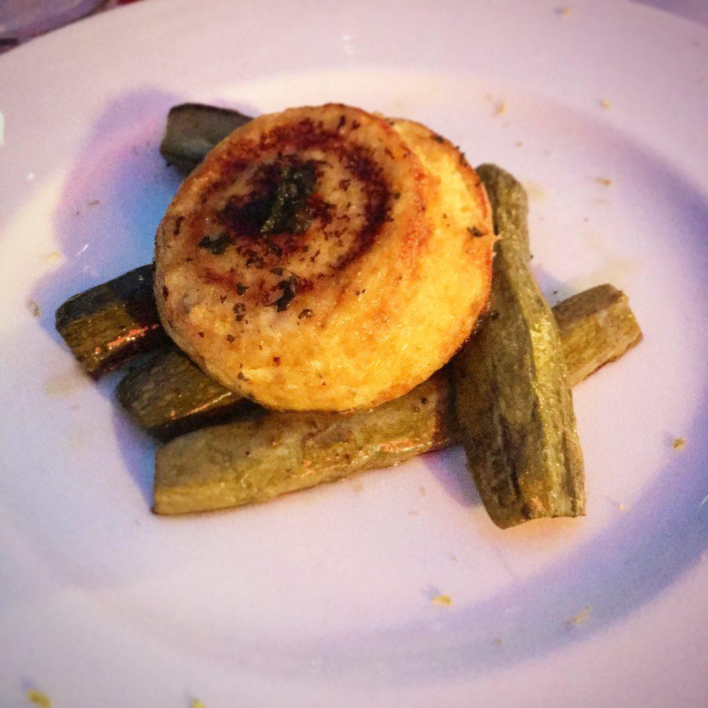 Cucina dello Scompiglio, Vorno, Mangiare a manovella, Lucca