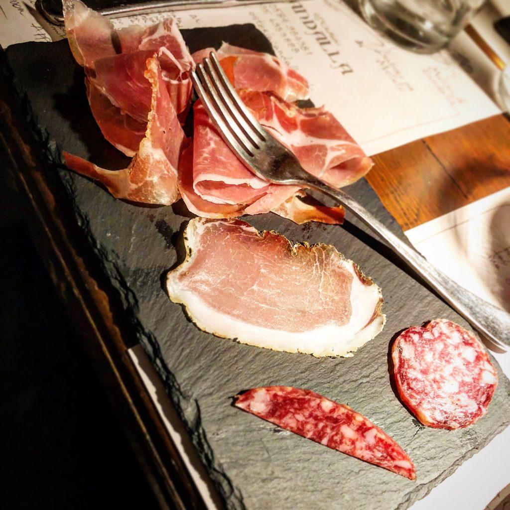 Osteria Candalla, Camaiore, Mangiare a manovella, versilia