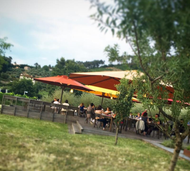 Cucina dello Scompiglio - Lucca