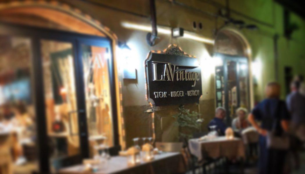 LA Vintage Bistrot – Pietrasanta