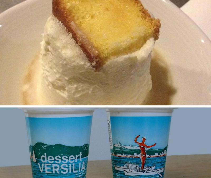 Dessert Versilia