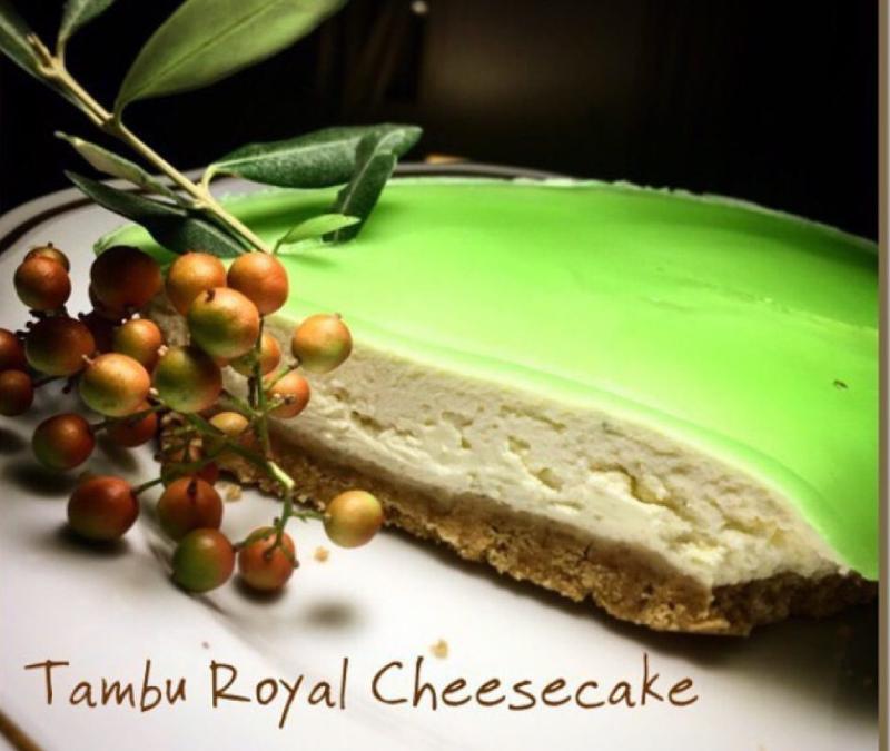Tambu Royal CheeseCake