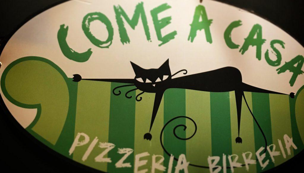 Pizzeria Come a casa, Mangiare a manovella, Borgo a Buggiano, Birreria, Pizza