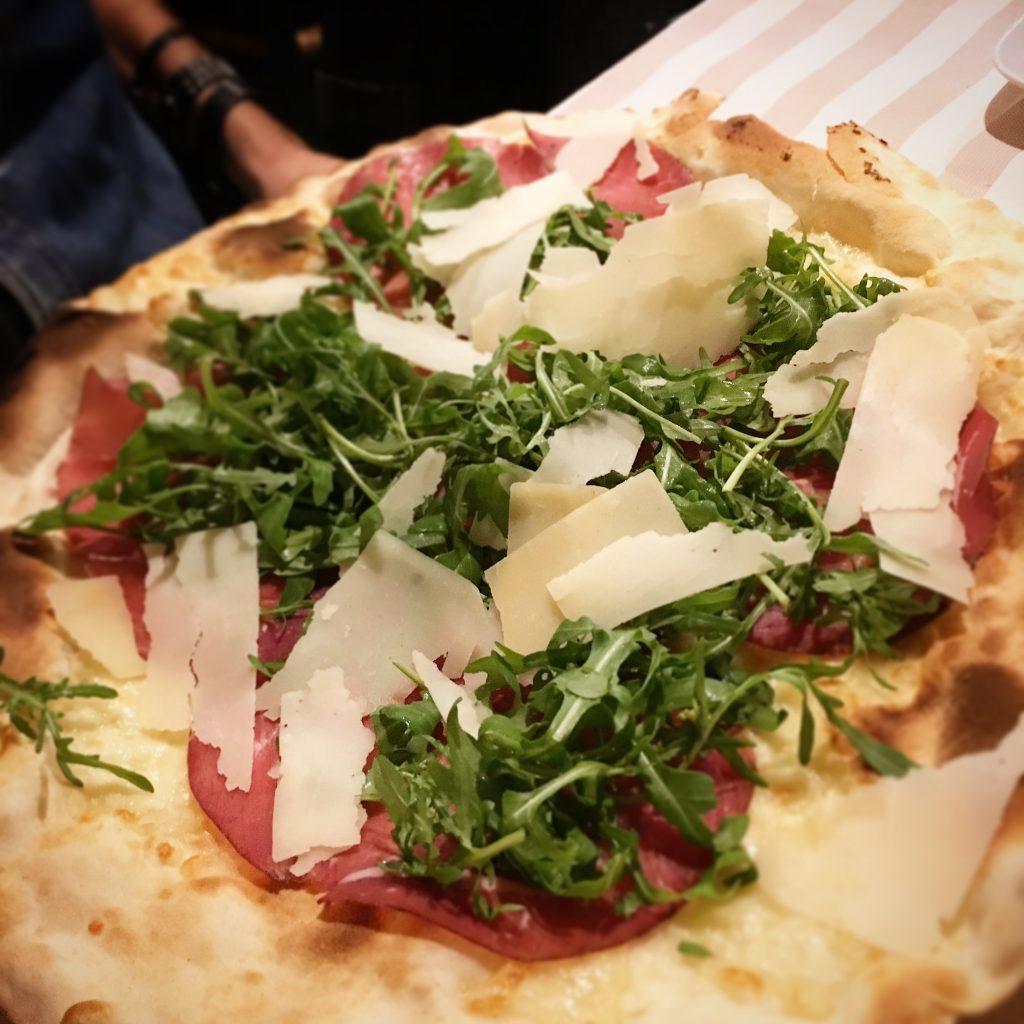 Pizzeria ristorante il gallo, mangiare a manovella, montecatini terme, pistoia, pizza