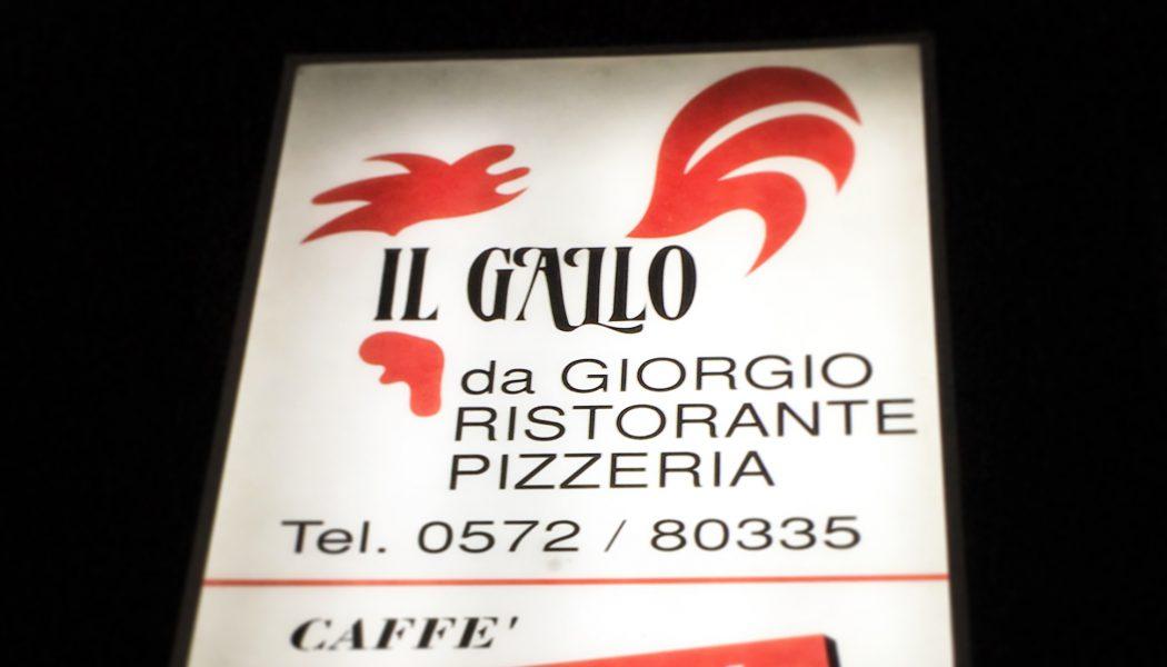 Pizzeria IL GALLO – Montecatini