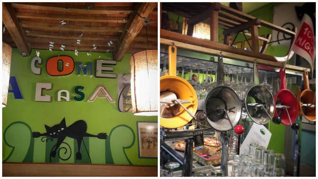 Pizzeria Come a casa, Mangiare a manovella, Borgo a Buggiano, Birreria, Pizza, Birra