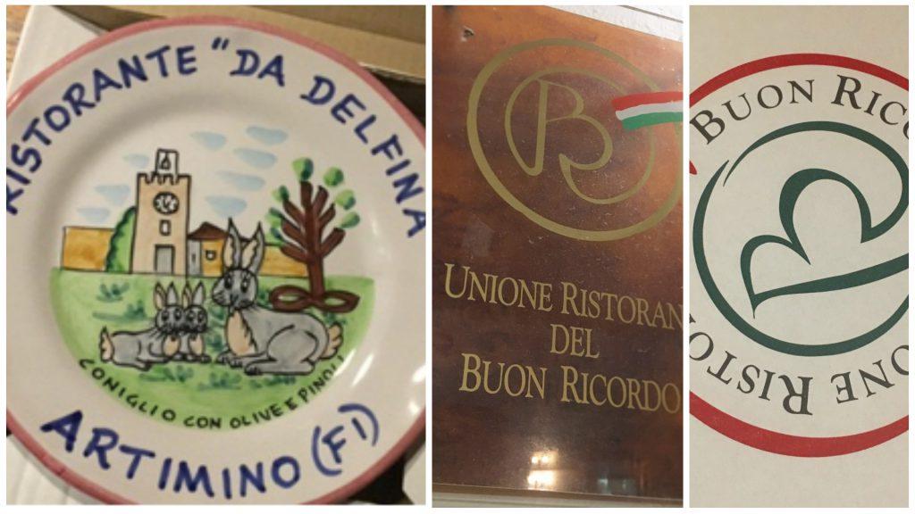 Da Delfina, Artimino, Mangiare a manovella, Carlo Cioni, Piatto del buon ricordo, Sandro Verdiani, Tania Boccia