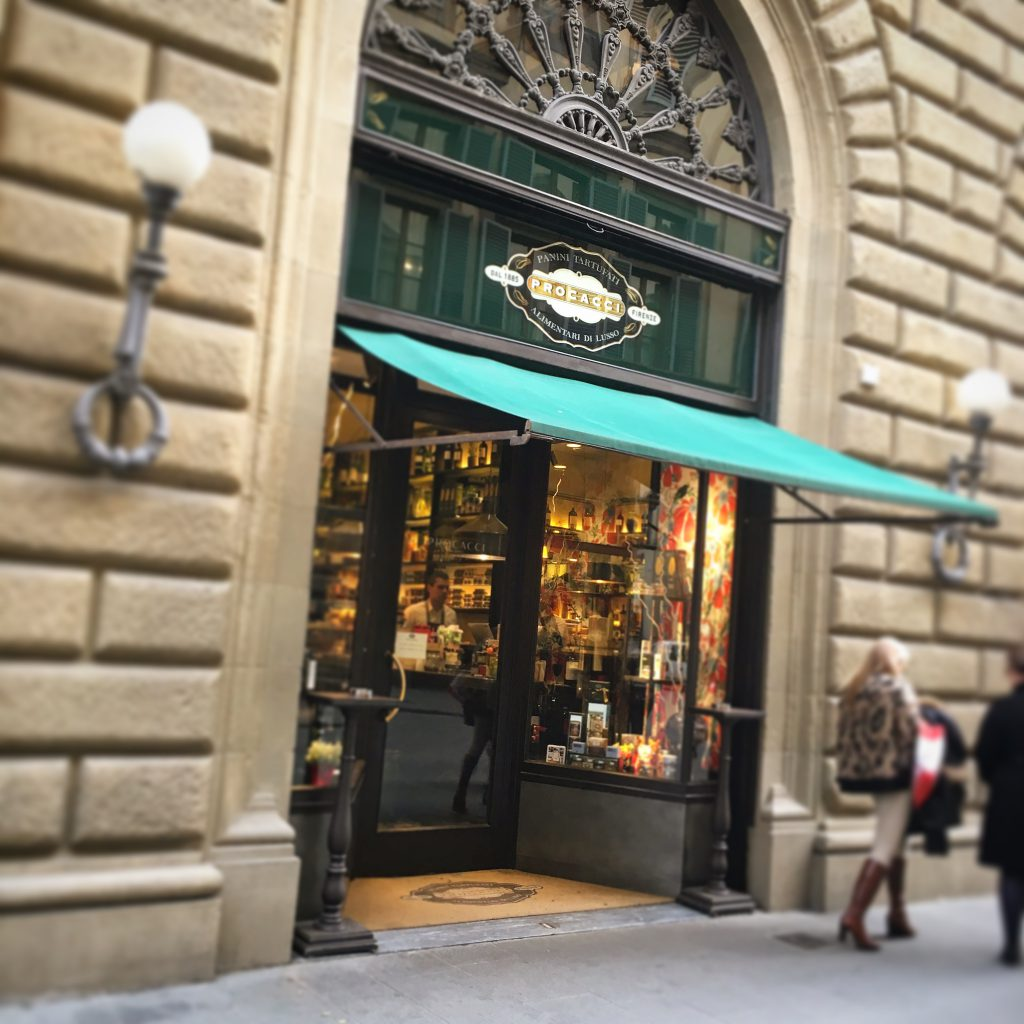 Procacci, Firenze, Mangiare a manovella, Tartufo, Panino tartufato, Antinori, Wine Bar, Gastronomia di lusso, Toscana, Sandro Verdiani, Tania Boccia