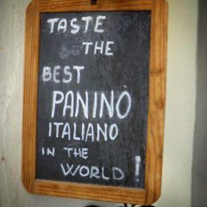 Semel, Firenze, Mangiare a manovella, Tania Boccia, Sandro Verdiani, Panini, Street food