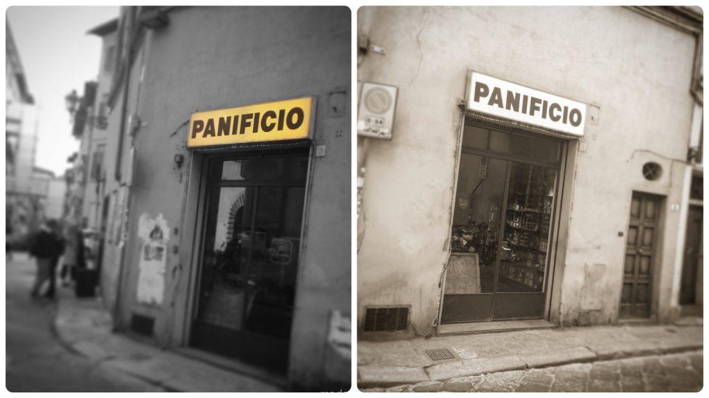 S. Forno panificio, Firenze, mangiare a manovella, Pane, Forno, Sandro Verdiani