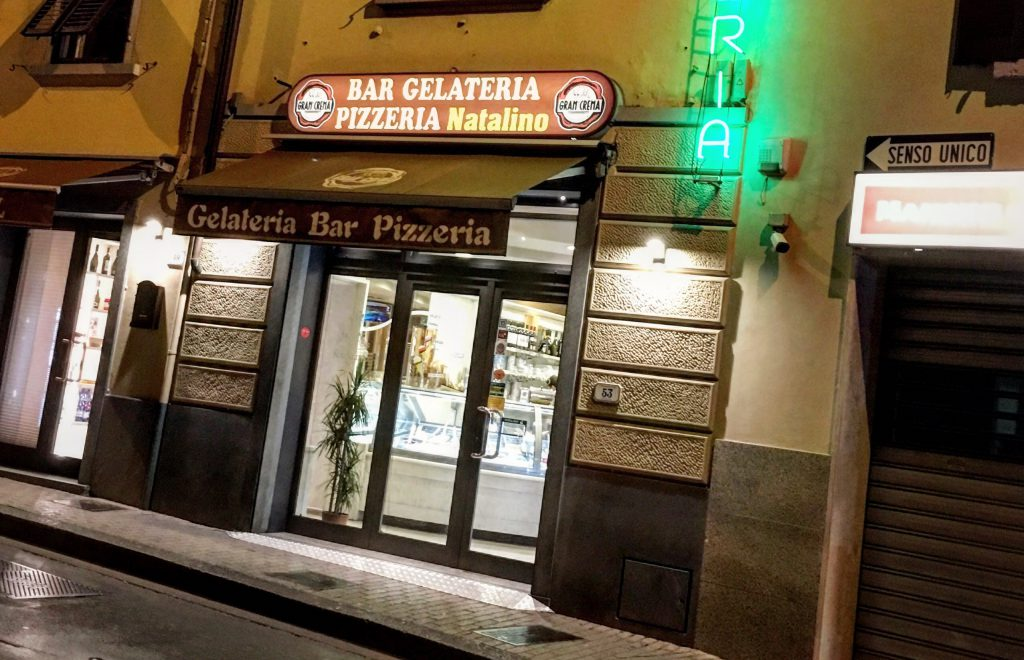 Pizzeria Natalino, Monsummano, Mangiare a manovella, Sandro Verdiani Tania Boccia